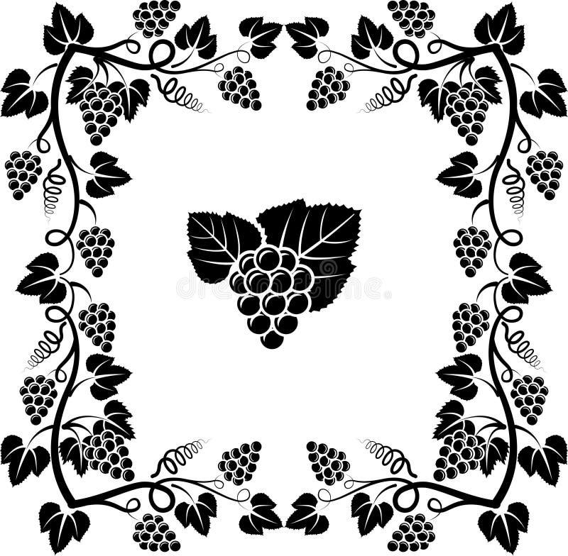 grapevine бесплатная иллюстрация