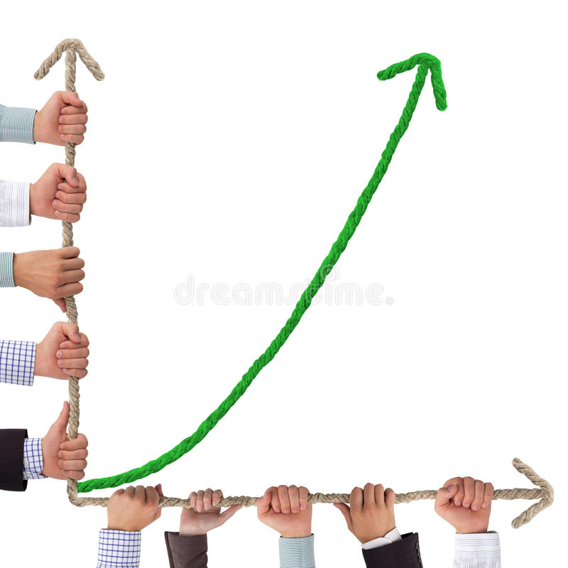 Download Graph stock illustration. Image of concept, finance, chart - 26789725