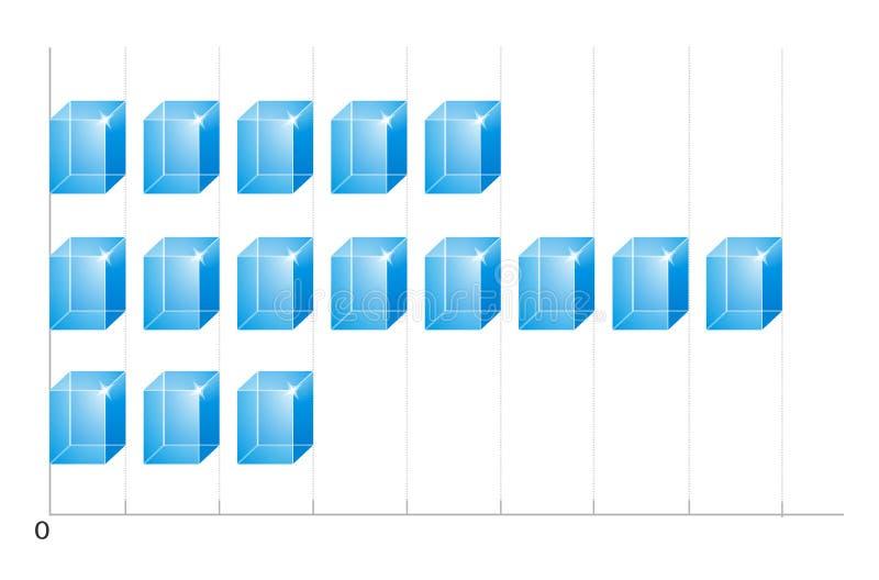 Graph Royalty Free Stock Photo