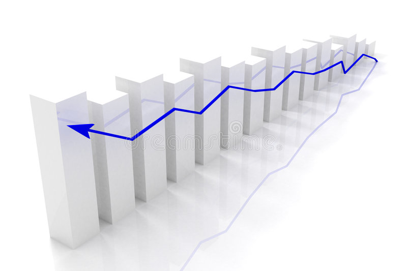 Download Graph Of Business Success And Growth Concept Stock Photos - Image: 5851463