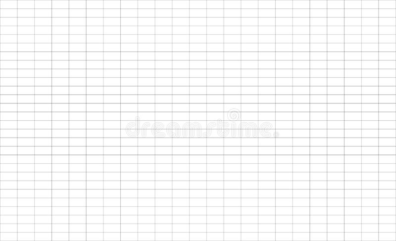 Graph paper grid lines chart presentation. Chart presentation empty grid lines for stock exchange rates or many other purposes, vector graphic artwork design vector illustration