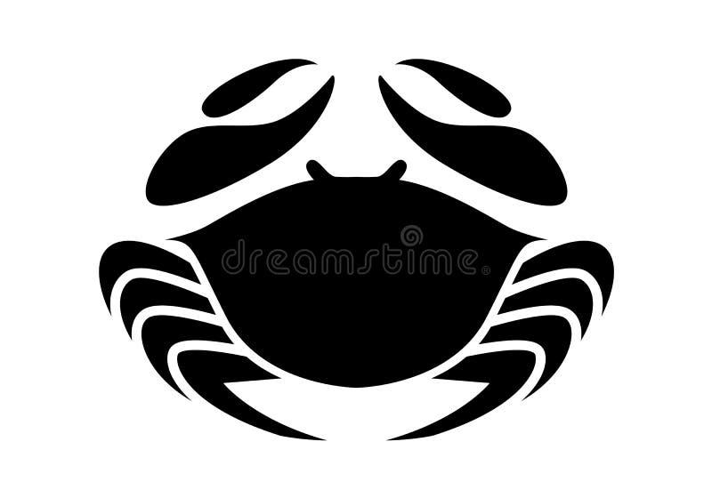 graphic crab vector stock vector illustration of white 88547868 rh dreamstime com crab factory brixham crab factory scotland