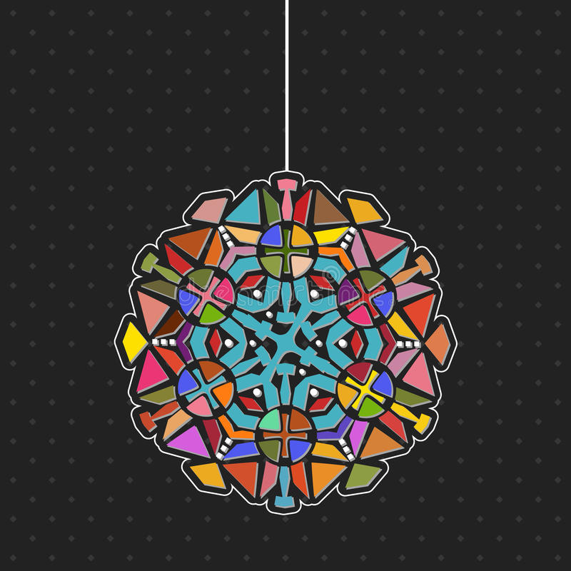 Free Graphic Design Hanging Light Stock Photography - 49547532
