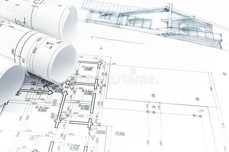 Graphic sketch of new house stock image image of blueprint download graphic sketch of new house stock image image of blueprint diagram 55457121 malvernweather Images