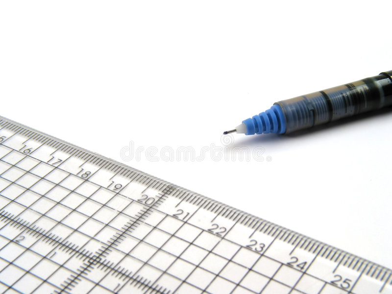 Download Graphic tools stock image. Image of measurement, architect - 297961
