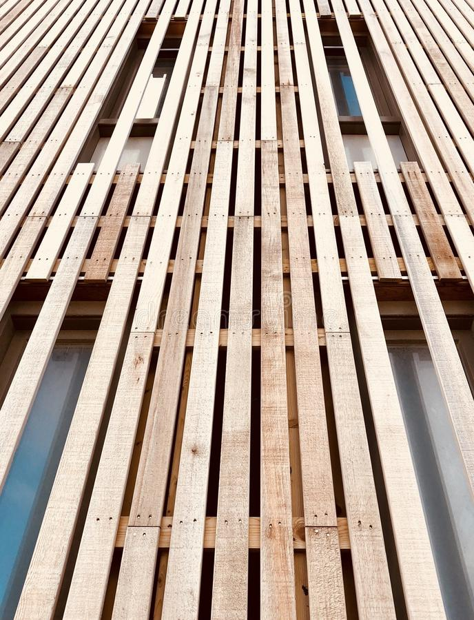 Graphic wood pattern royalty free stock photos