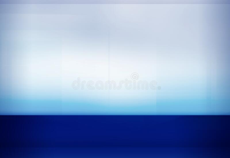 Graphical backlit surface for advertising concept series stock photo