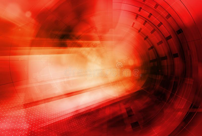 Graphical red theme background for news publishing concept series stock photos