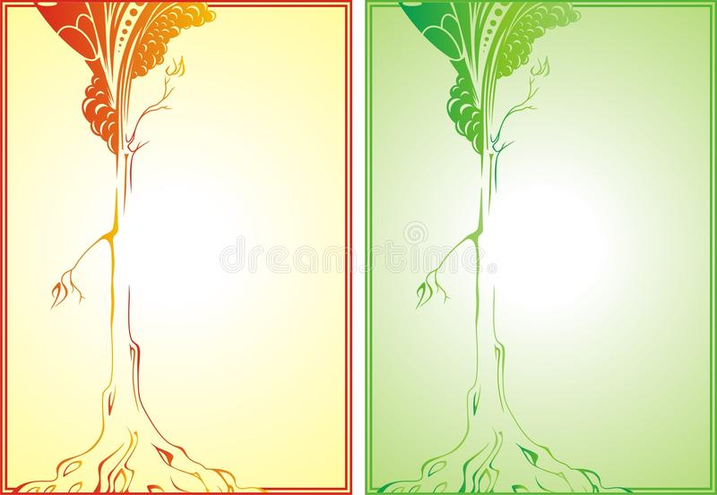 Download Graphical Tree Stock Photos - Image: 20015003