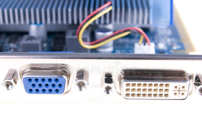 Download Graphics Card Royalty Free Stock Photo - Image: 13506555