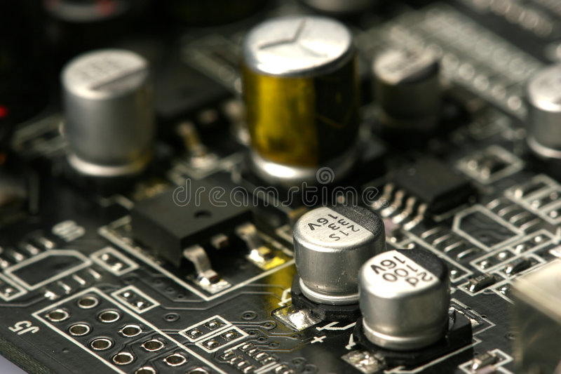 Download Graphics card stock image. Image of plate, memory, technology - 1732925