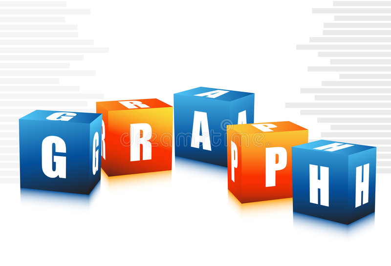 Graphique illustration stock