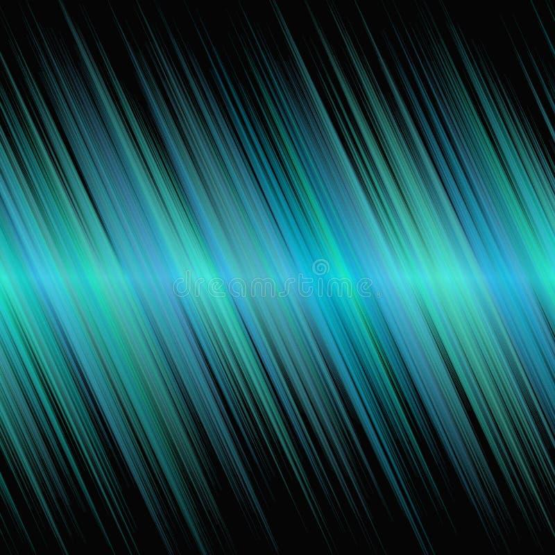 Graphique futuriste abstrait de fond de gradient avec les rayures diagonales brillantes illustration libre de droits