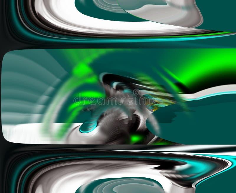 Graphiques abstraits dans la conception et le style abstraits photo libre de droits