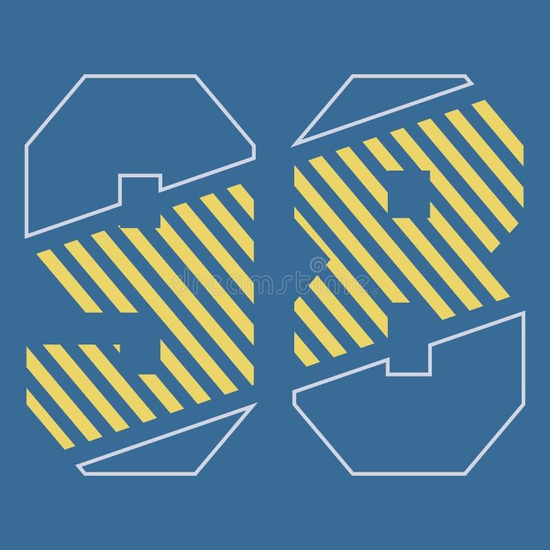 Graphiques de T-shirt illustration de vecteur