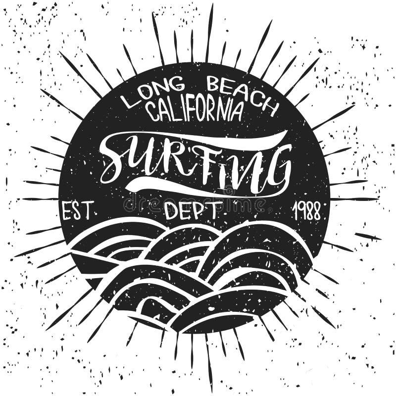 Graphiques de T-shirt illustration stock