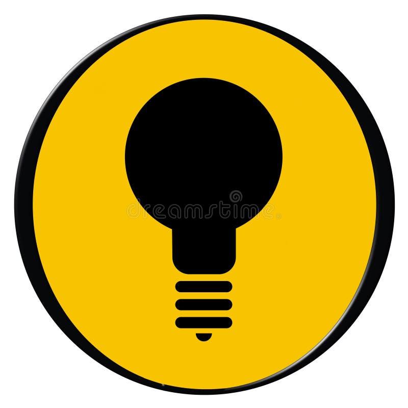 Graphisme d'ampoule illustration de vecteur