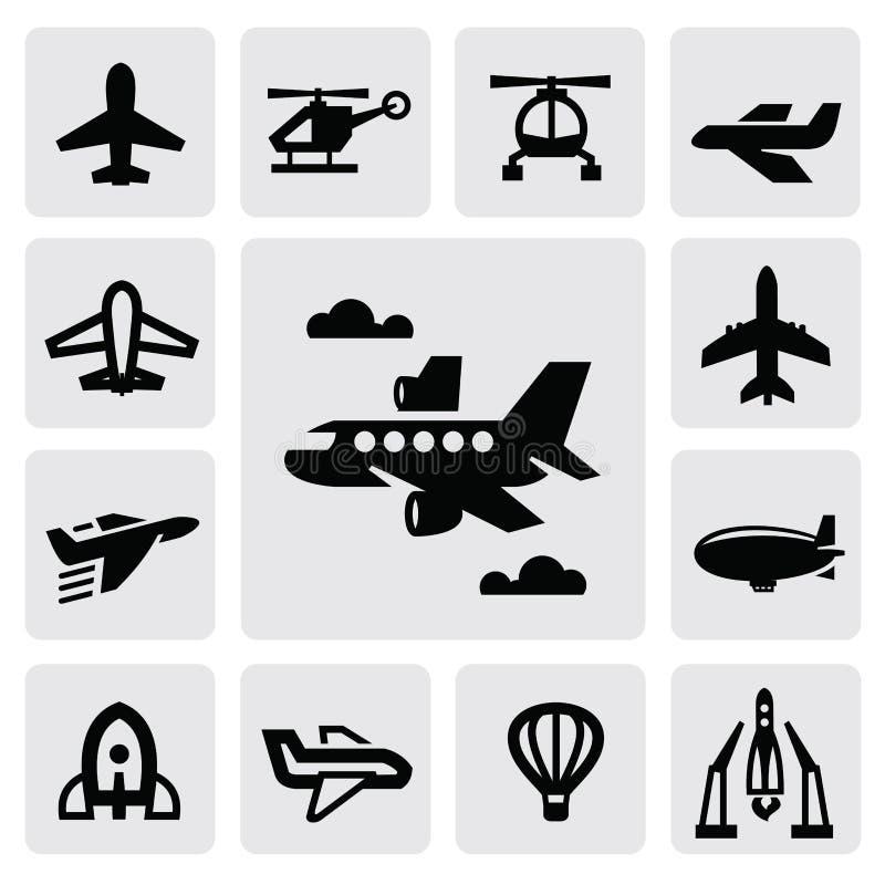 Graphisme d'avion illustration de vecteur