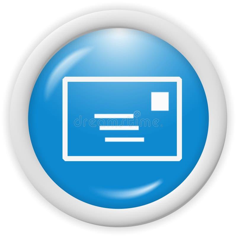 Graphisme d'email illustration stock