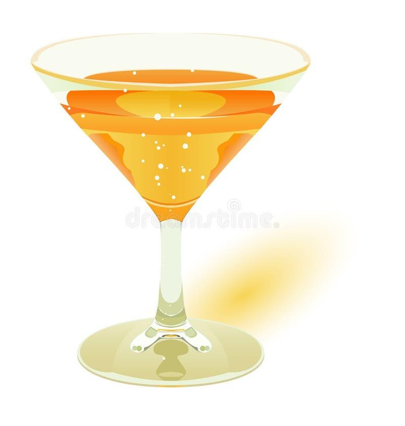 graphisme de boissons de cocktail illustration stock