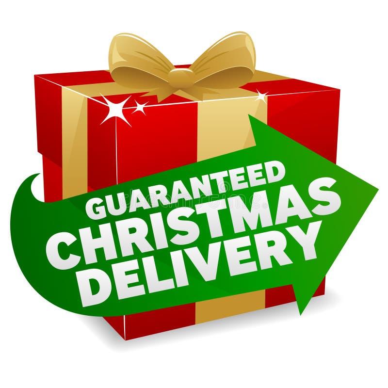 Graphisme de la distribution de Noël