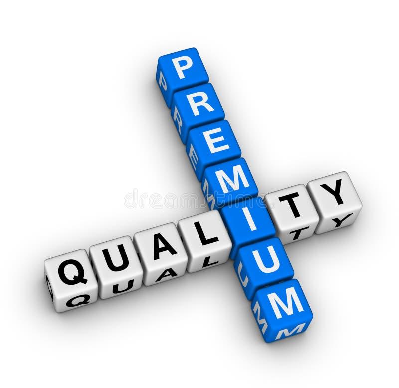 Graphisme de la meilleure qualité de qualité illustration libre de droits