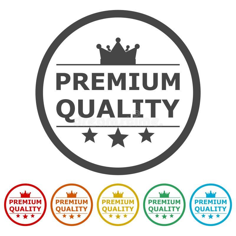 Graphisme de la meilleure qualité de qualité illustration stock
