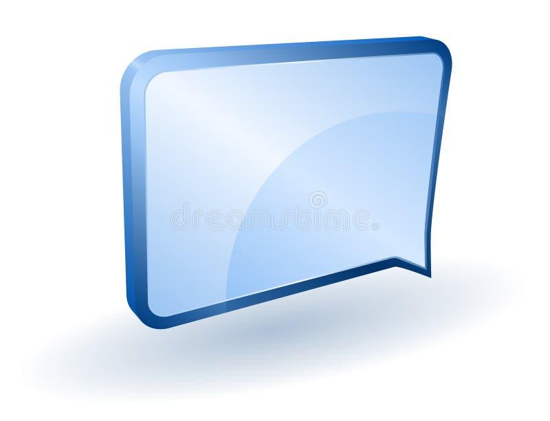 Graphisme de message ou de vecteur d'avis illustration de vecteur