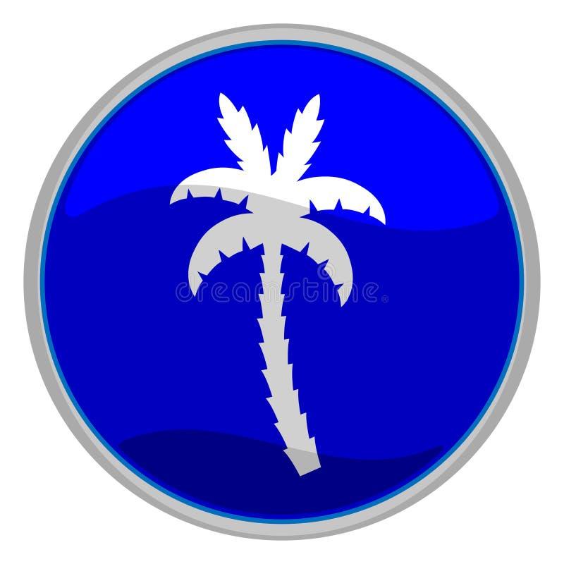 Graphisme de palmier