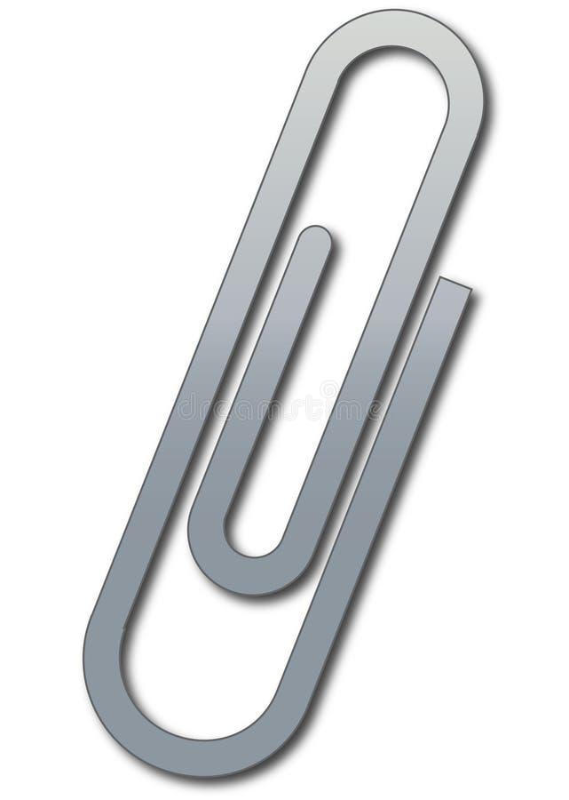 Graphisme de trombone illustration libre de droits
