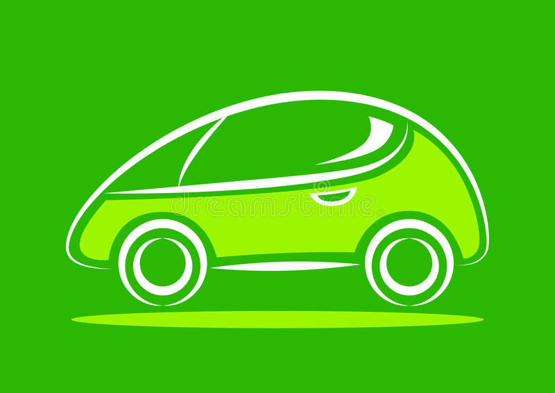Graphisme de véhicule illustration libre de droits