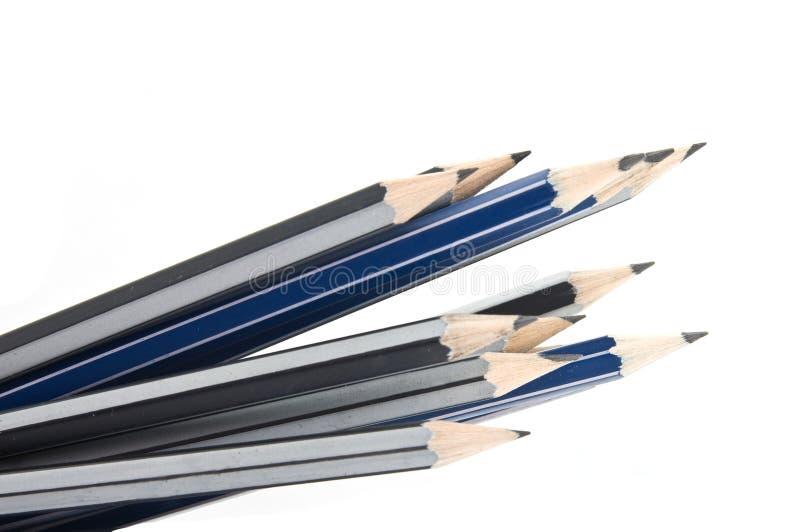Download Graphite pencils stock image. Image of image, school, black - 8020503