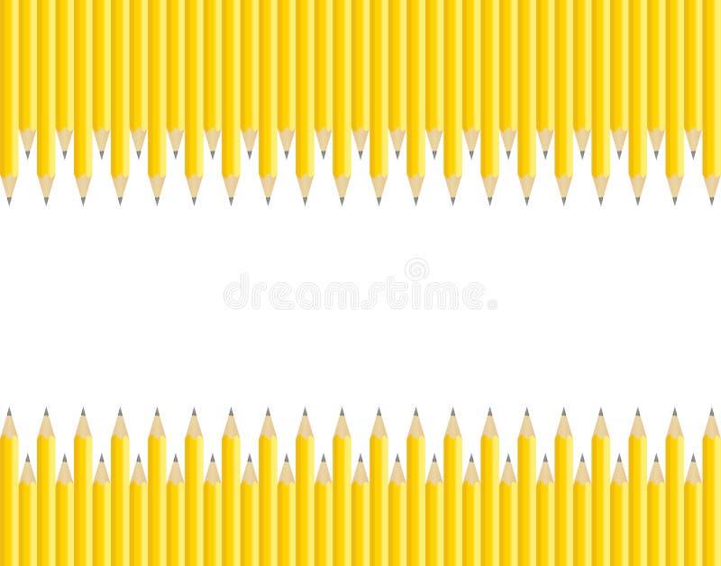 Graphite Pencils Background