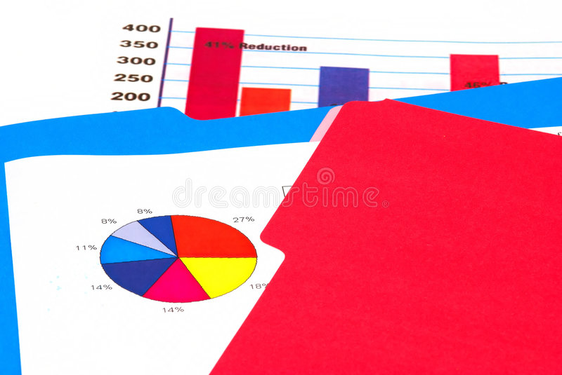 Download Graphs and charts stock image. Image of profit, compare - 1394077