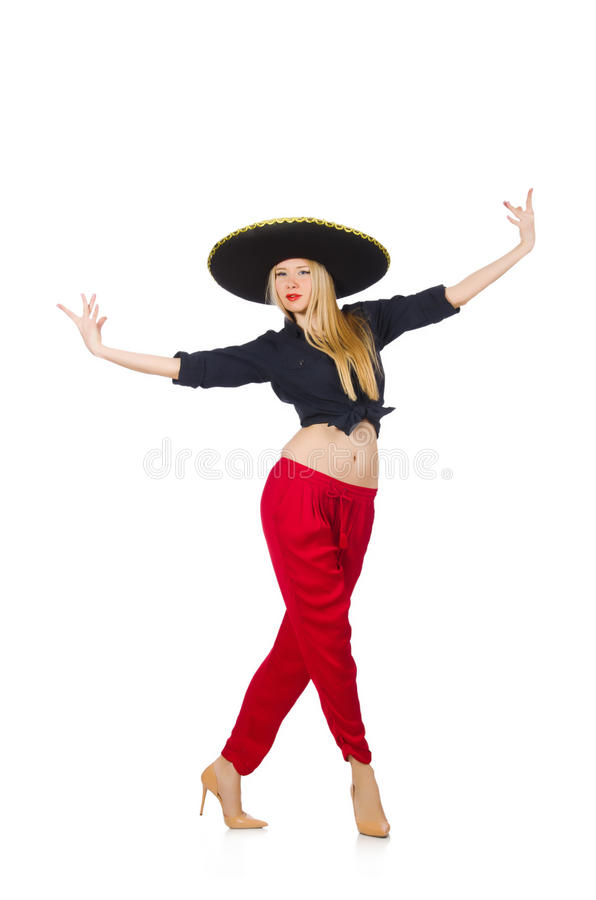 Grappige Mexicaan stock foto's