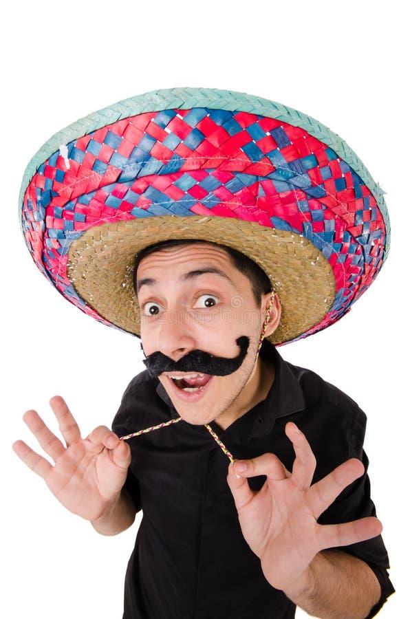 Grappige Mexicaan stock afbeeldingen