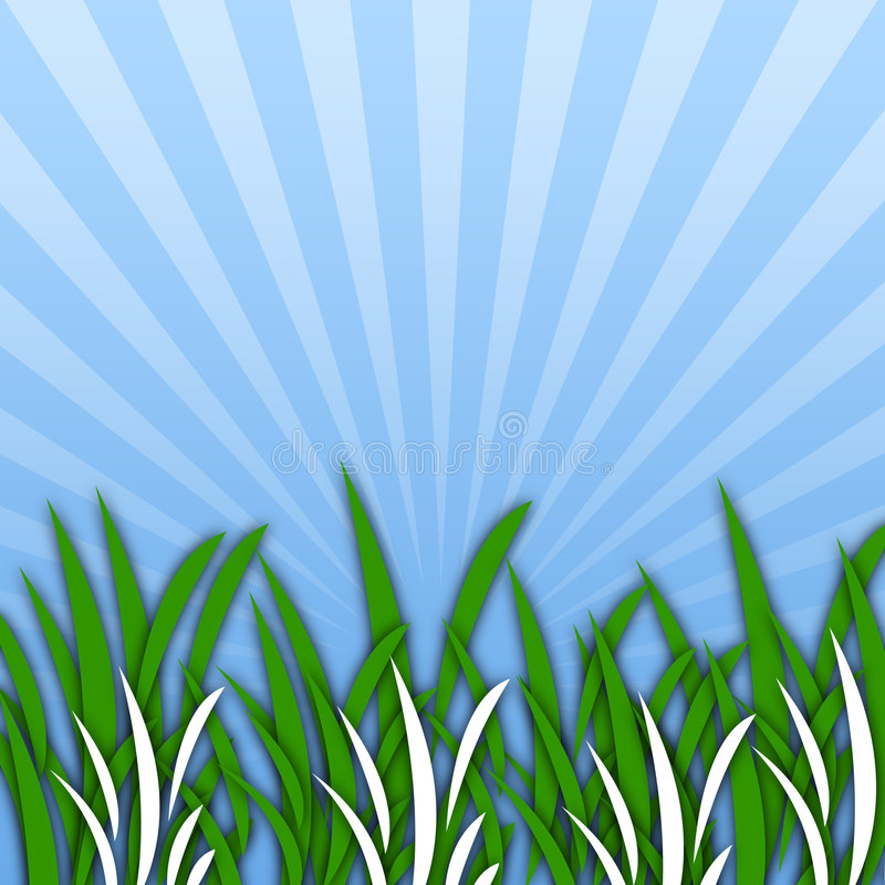 Gras [02] vector illustratie