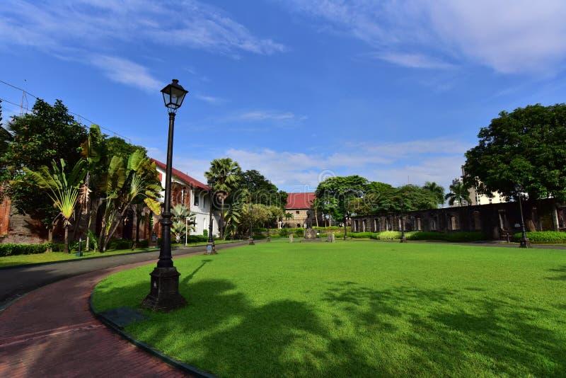Download Grasfeld im Park stockbild. Bild von outdoor, abgabe - 106800847