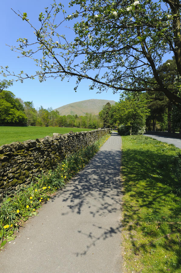 Download Grasmere Footpath stock image. Image of nobody, national - 22075563