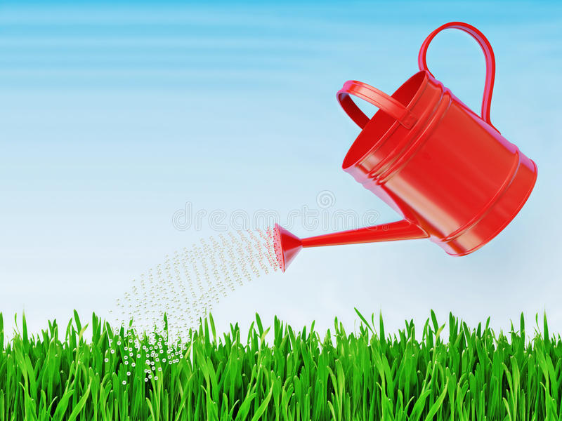 Download Grass stock illustration. Image of cultivate, idea, background - 20975959