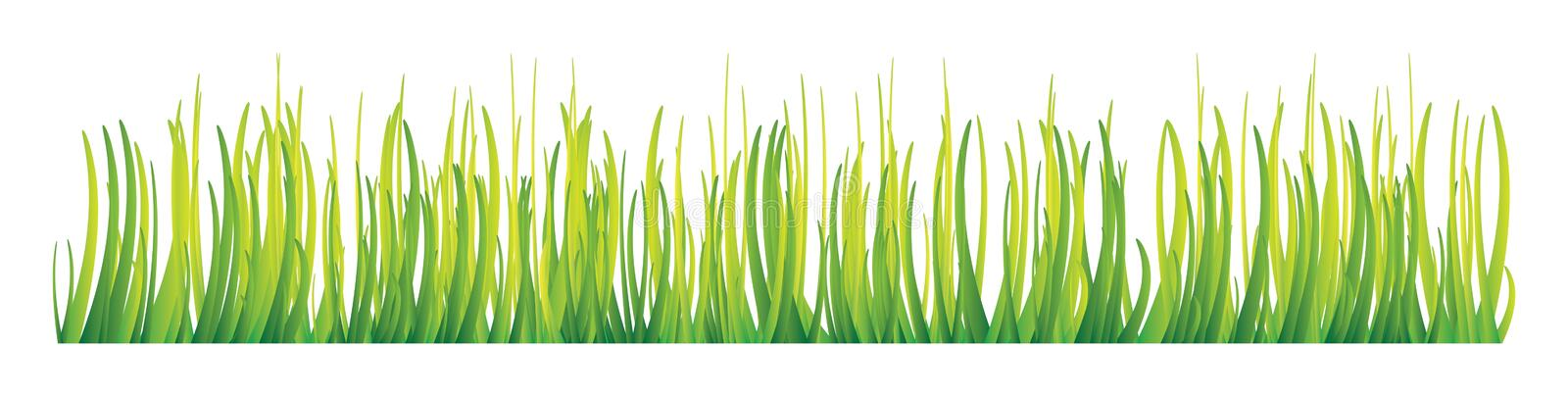 Download Grass stock vector. Illustration of easter, green, grow - 23203002