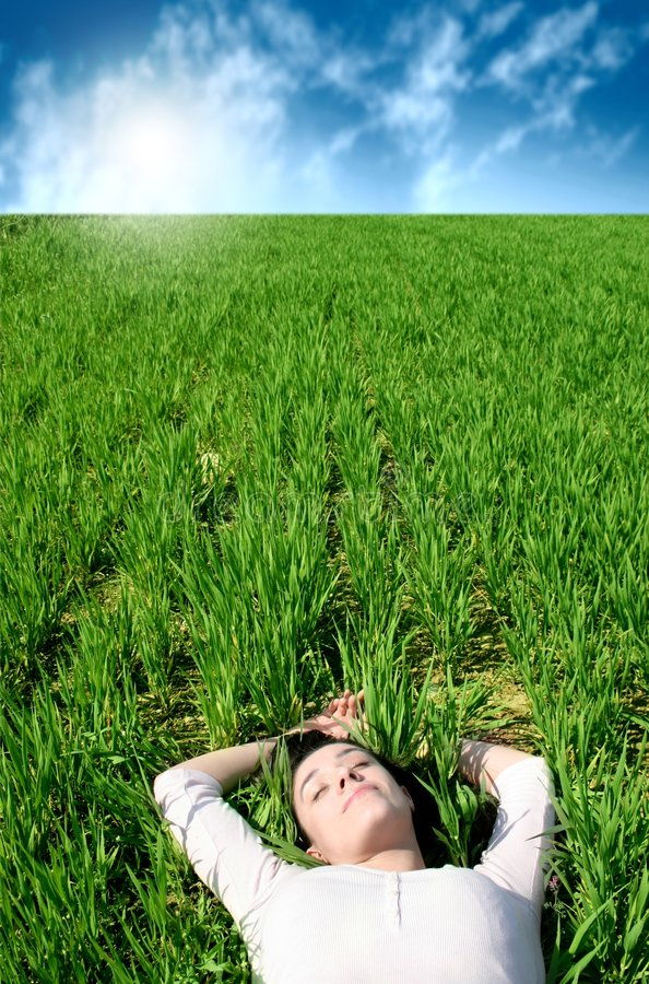 Download Grass stock photo. Image of country, pretty, culture, relax - 4758850