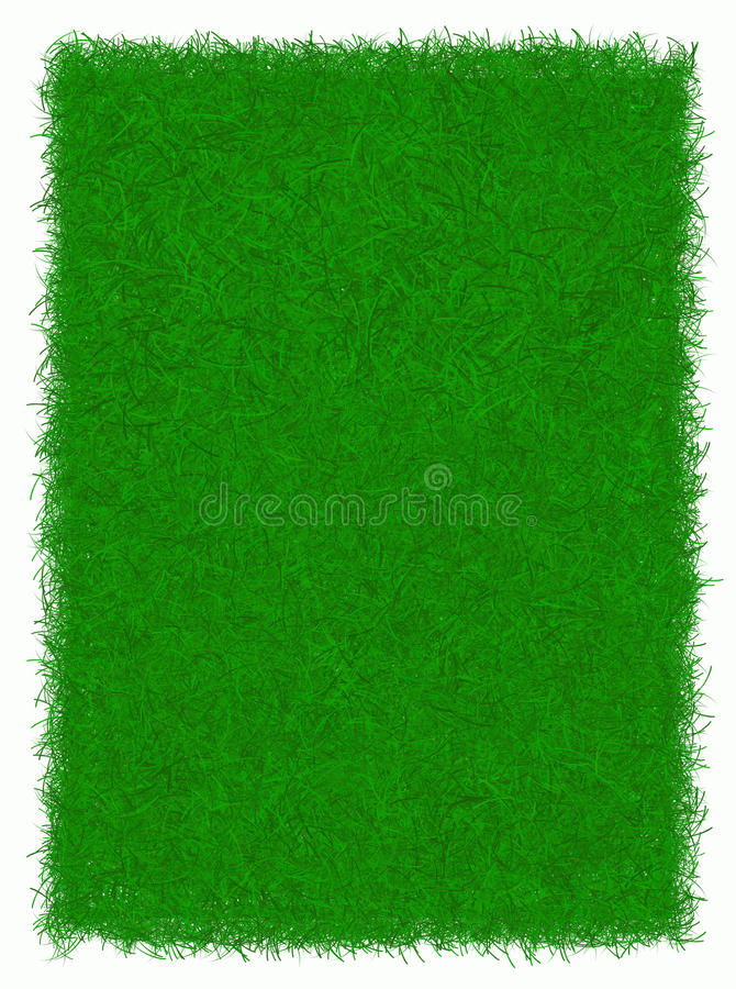 Grass background stock illustration