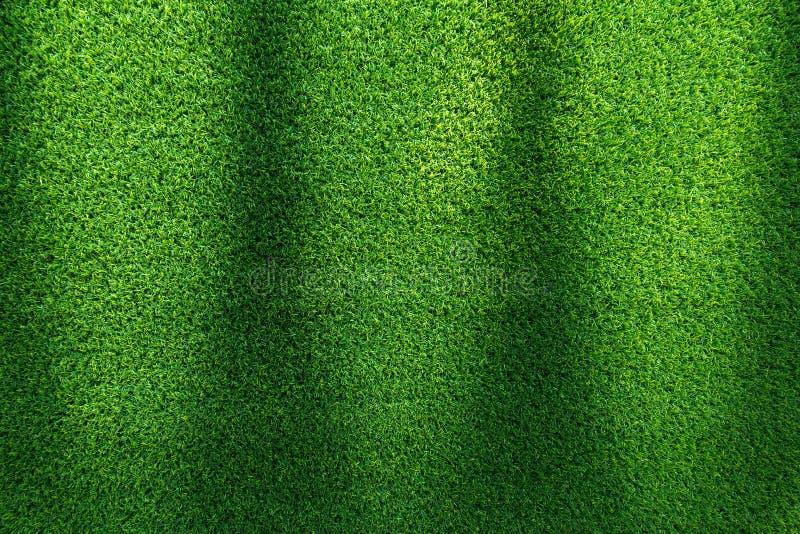 Grass field texture for golf course, soccer field or sports background concept design. Artificial grass stock photos