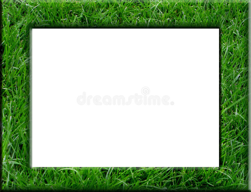 Download Grass Frame Royalty Free Stock Photos - Image: 4985688