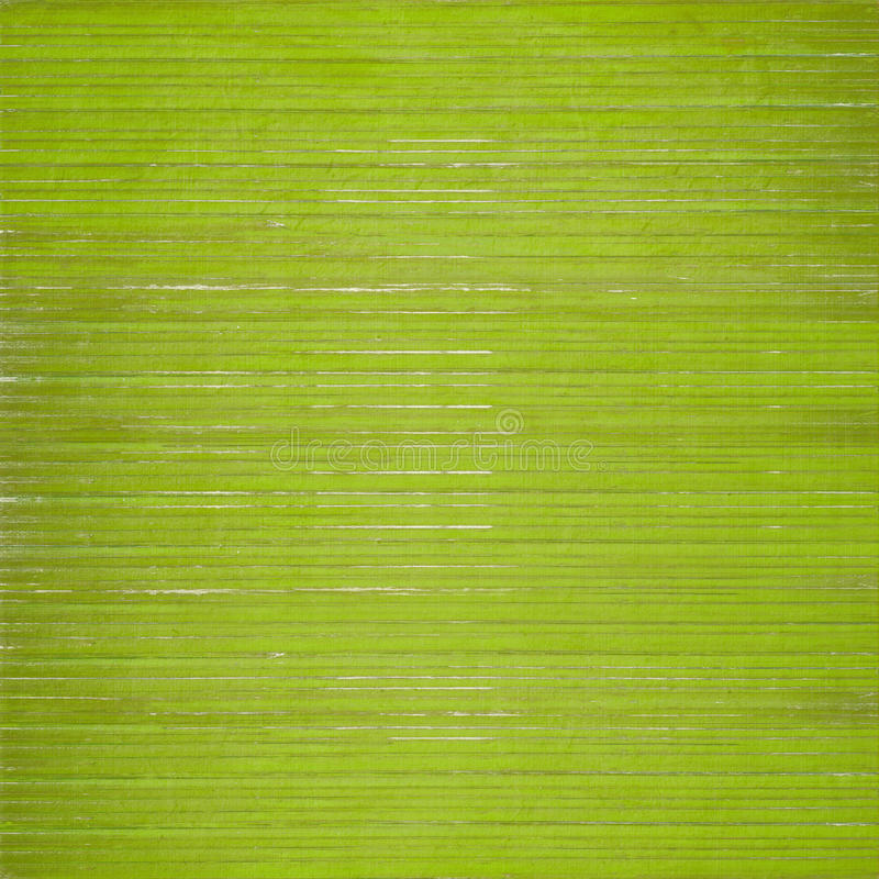 Grass green wooden slatted background. With text space royalty free stock image