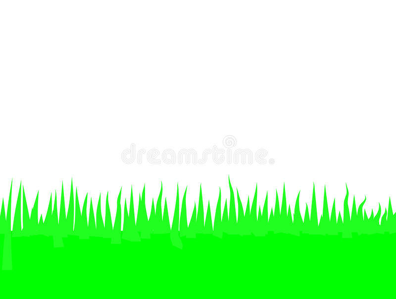Download The Grass Is Greener stock vector. Image of lightened - 9036030