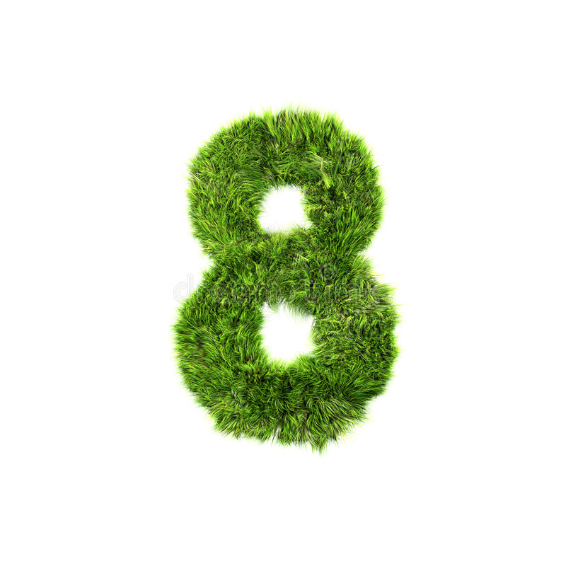 Free Grass Letter Stock Images - 4253184
