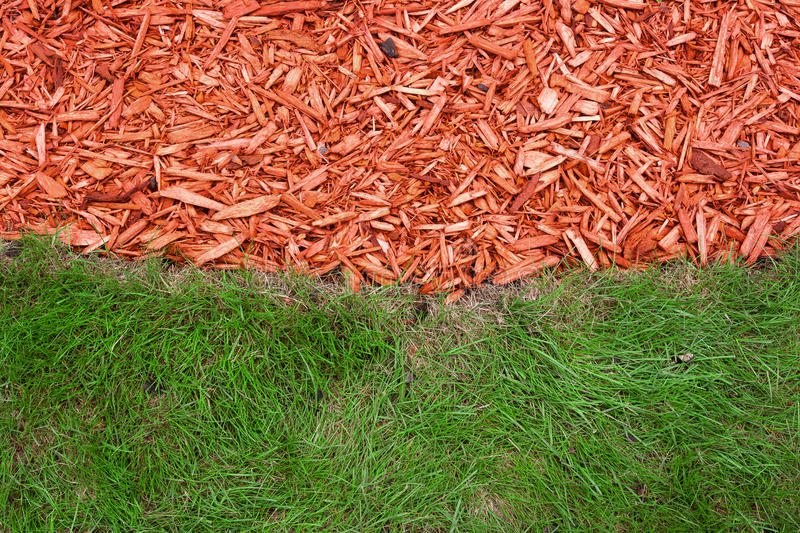 Download Grass And Mulch Stock Photos - Image: 14917503