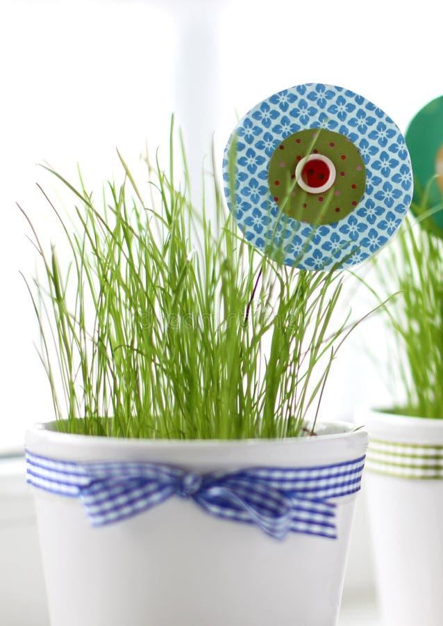 Download Easter decoration stock illustration. Image of green - 30176275